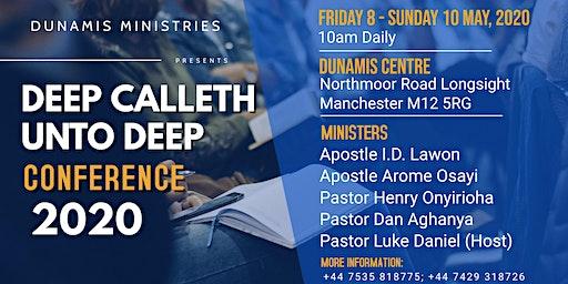 Deep Calleth Unto Deep Conference