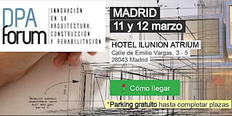DPA FORUM MADRID 2020 entradas