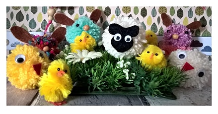 Easter Pom Pom Workshop for Children tickets