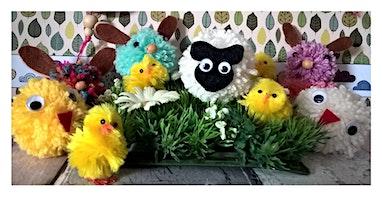 Easter Pom Pom Workshop for Children