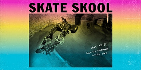 Skate Skool 3 - 4pm tickets