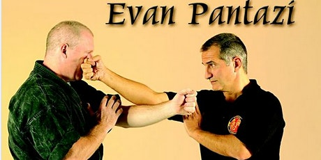 Stage exceptionnel de Kyusho sous la supervision du Grand Me Evan Pantazi ! billets