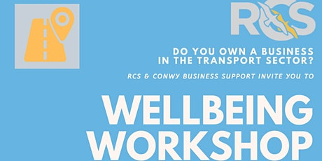 Wellbeing for Managers & Self-Employed Workers in the Transport Sector tickets