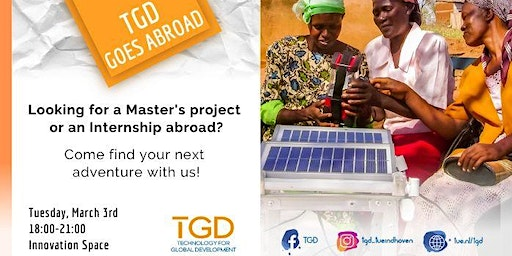 TGD Goes Abroad 2020