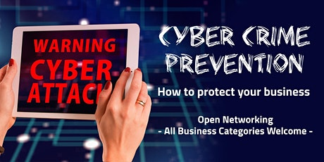 Plymouth Business Network - Cyber Crime Prevention Special - 25/02/2020 tickets