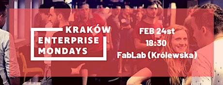 Kraków Enterprise Mondays #27 tickets