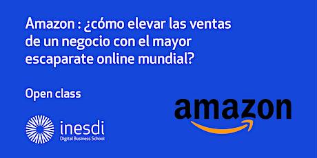 Amazon : ¿cómo elevar las ventas de un negocio con el mayor escaparate online mundial? entradas