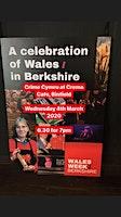 Crime Cymru at Crema, Binfield for Wales Week Berkshire