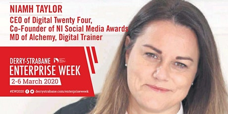 Enterprise Week: Is Social Media Delivering For Your Business? tickets
