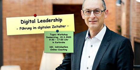 Tages-Workshop Digital Leadership Tickets