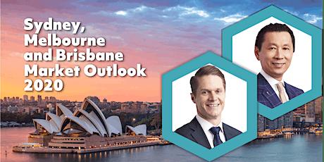 Sydney, Melbourne and Brisbane Market Outlook 2020 tickets