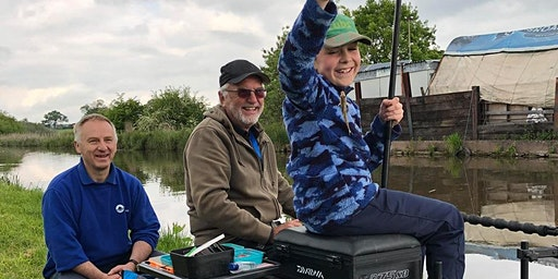 Free Let's Fish! - Stoke-On-Trent - Learn to Fish session - StokeOnTrent AS