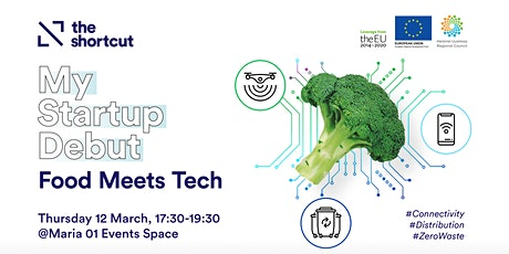 My Startup Debut - Food Meets Tech tickets