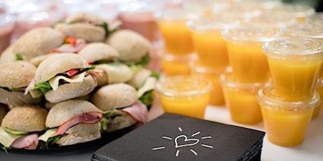 Invici bjuder in till frukostföreläsning med chefsnätverket Close tickets