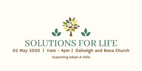 Solutions for Life - Health and Well-being Charity Exhibition tickets