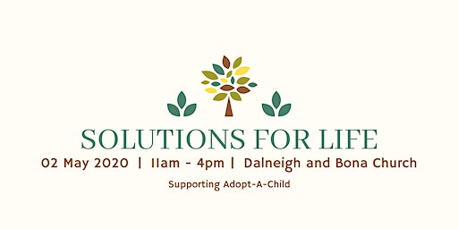 Solutions for Life - Health and Well-being Charity Exhibition