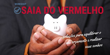WORKSHOP SAIA DO VERMELHO ingressos