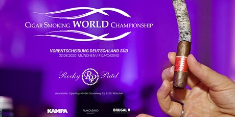 Cigar Smoking World Championship Munich Germany Tickets