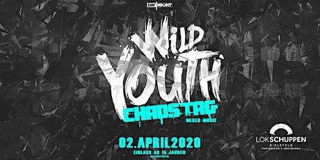 WILD YOUTH | CHAOSTAG | BIELEFELD Tickets