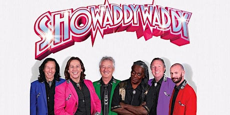 Showaddywaddy LIVE tickets