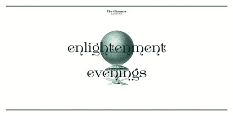 Enlightenment Supper tickets