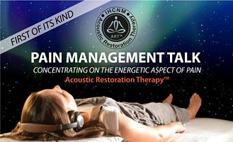 FIRST OF HIS KIND PAIN MANAGEMENT SUPPORT FOR CANCER TREATMENT