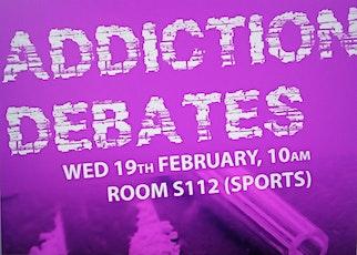 Addiction Debates with Professor Catherine Comiskey tickets