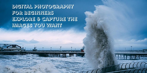 Digital Photography Workshop for Beginners