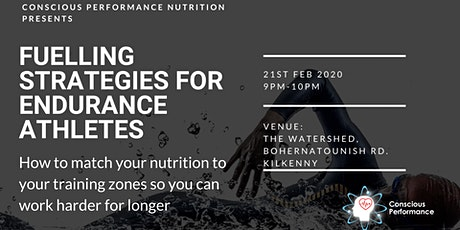 How to match your nutrition to your training zones & work harder for longer tickets