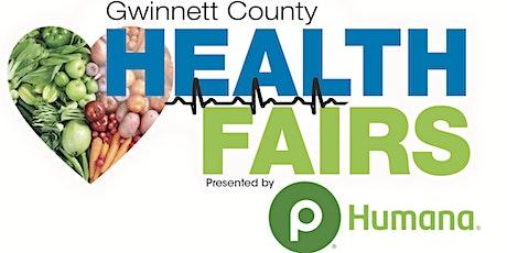 Gwinnett County Health Fair & Back To School Bash - Lawrenceville tickets