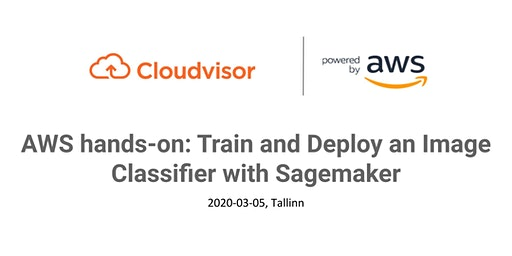 AWS hands-on: Train and Deploy an Image Classifier with Sagemaker