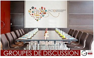 Groupe de discussion : transition maternel-primaire (Mons) billets