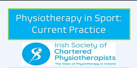 Physiotherapy in Sport: Current Practice tickets