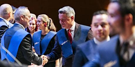 Ceremonia de Graduación OBS 2020 entradas