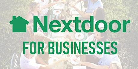 Get Nextdoor Referrals tickets