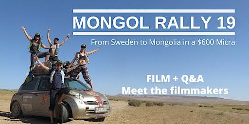Mongol Rally 19: Film + Q&A