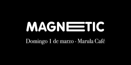 MAGNETIC - Opening Party entradas