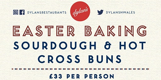 Easter Hot Cross Buns & Sourdough Workshop - Llangefni Classroom
