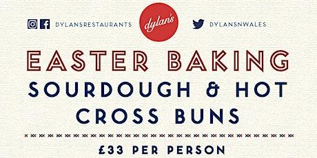 Easter Hot Cross Buns & Sourdough Workshop - Llandudno tickets