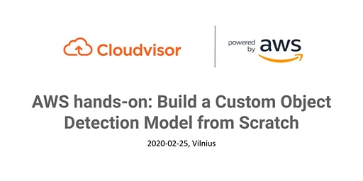AWS hands-on: Build a Custom Object Detection Model from Scratch