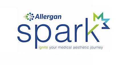 Allergan Spark Evening Event 18th May (POSTPONED) tickets