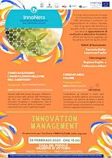 Living Lab Innovation management - Comunicare il valore biglietti