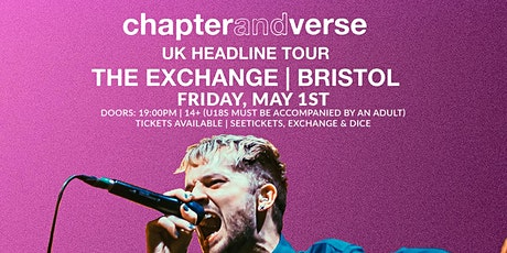 Chapter and Verse tickets