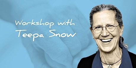 PAC skills - Teepa Snow  tickets