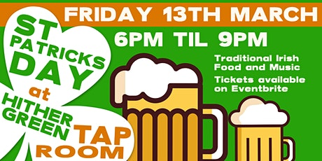 St Paddy's Day tickets