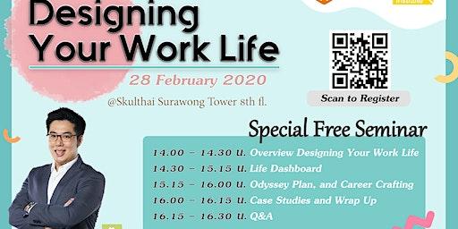 Special Free Seminar  Designing Your Work Life