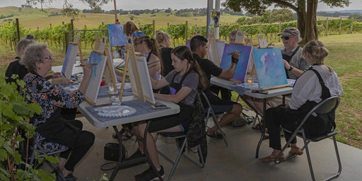 Art in the Vines - at Red Door Estate Winery