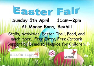Easter Spring Fayre tickets