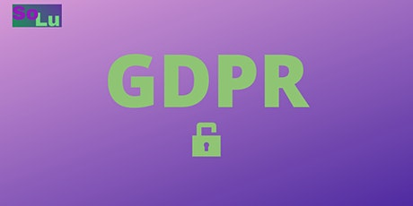 GDPR and all that Nonsense tickets