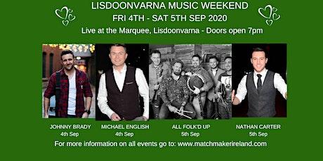 Lisdoonvarna Music Weekend tickets
